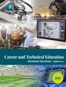 2017 Pearson CTE Catalog