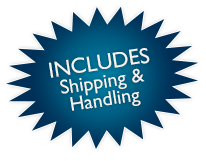 Includes Shipping and Handling