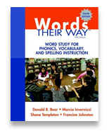 Words Their Way™ - Professional Development
