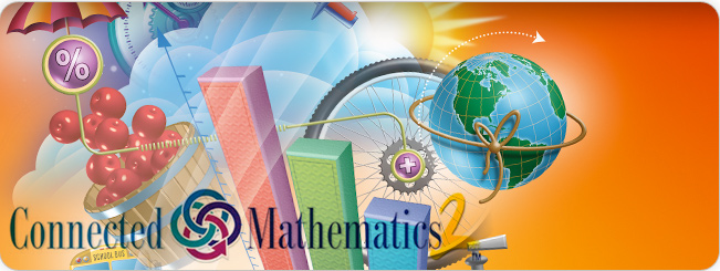 Prentice Hall Connected Mathematics Project 2 (CMP2) 2009 Professional Development