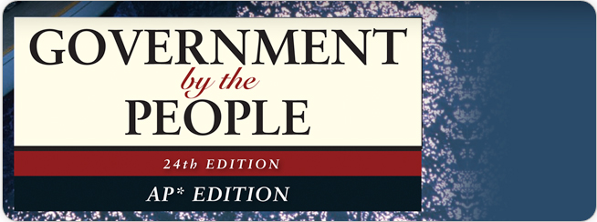 Magleby, Government by the People, 24th Edition AP® Edition
