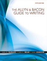 Ramage, Allyn & Bacon Guide to Writing 5th Edition