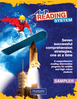 AMP™ Reading System ©2006 Professional Development