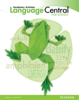 Language Central for Science Grades 3-8
