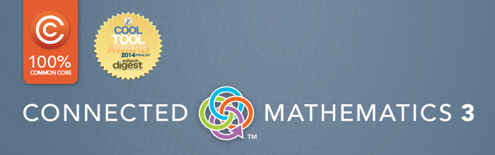 Connected Mathematics Project 3 (CMP3), Grades 6-8
