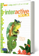 Interactive Science: A Science Curriculum by Pearson K-5