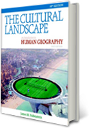 Rubenstein, The Cultural Landscape: An Introduction to Human Geography, AP® Edition, 10e ©2011