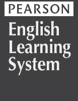 Pearson English Learning System Professional Development