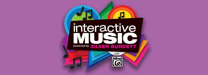 Online Learning Exchange™ Interactive Music powered by Silver Burdett™ with Alfred