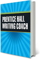 Prentice Hall Writing Coach: A Writing Curriculum by Pearson