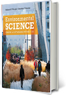 Wright and Boorse, Environmental Science: Toward a Sustainable Future AP® Edition, 12e © 2014 with MasteringEnvironmentalScience