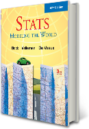 Bock, Velleman, De Veaux, Stats: Modeling the World, 3/e 2010