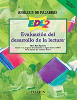 Evaluación del desarrollo de la lectura® 2 (EDL2)