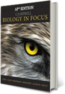 Campbell Biology In Focus AP® Edition 1e 2014 with MasteringBiology and Pearson eText