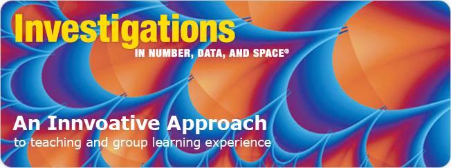 Scott Foresman Investigations in Number, Data, and Space® Professional Development