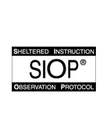 The SIOP Model Professional Development