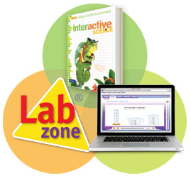 Interactive Science 3 Pathways for Learning: Lab zone, Digital, Book