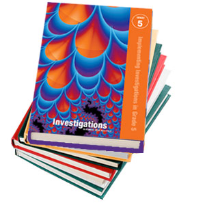 Math Elementary investigations books