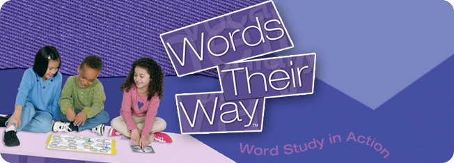 Words Their Way: Words Study In Action - Girls and Boy Learning
