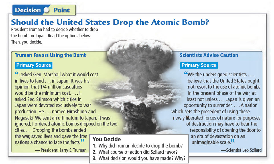president trumans decision to use the bomb saved countless lives