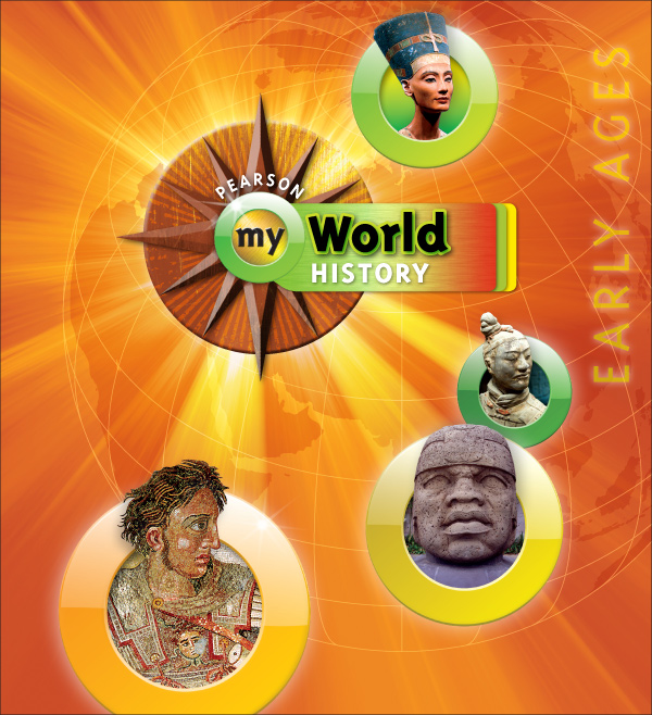 Myworld History Program Pearson Middle School Social Studies