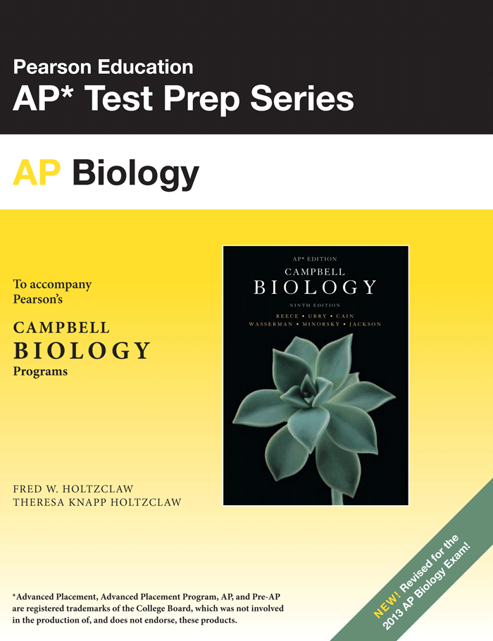 Ap honors and electives programs | pearson | campbell biology in.