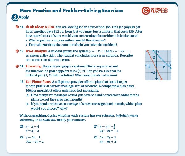 Pearson Integrated High School Math Common Core Program