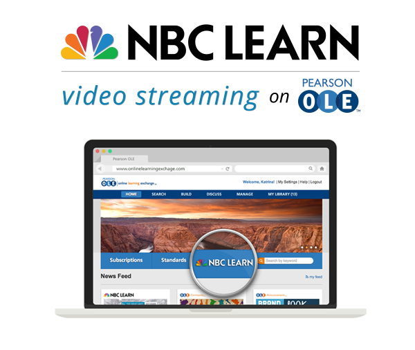 NBC Learn Streaming Videos