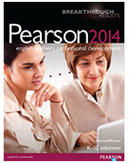Pearson 2014 English Learners Professional Development Catalog