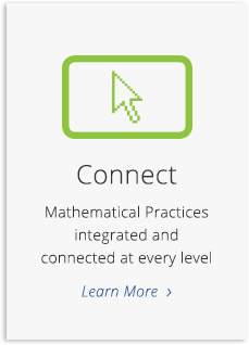 Mathematical Practices integrated and connected at every level