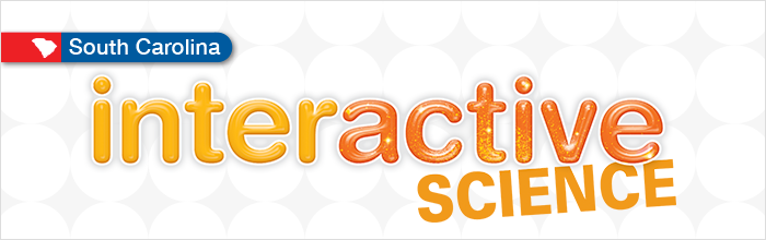 Interactive Science 6 8 For South Carolina