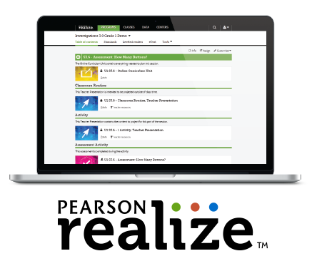 pearson support number