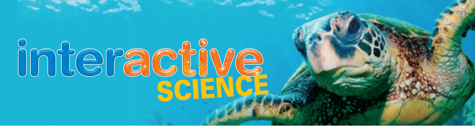 Interactive Science Program | Pearson Elementary and Middle School