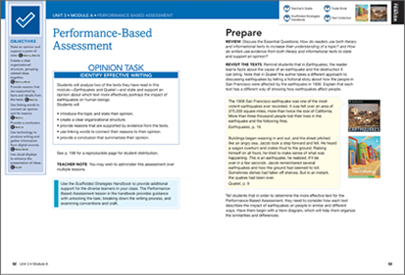 Performance-Based Assessments