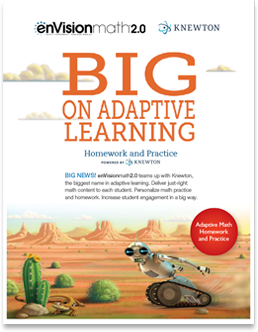 BIG on adaptive learning