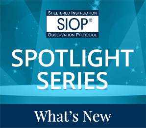 What's New - SIOP Spotlight Series