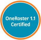 OneRoster 1.1 Certified