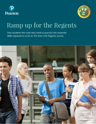 Ramp up for the Regents Brief Review Cover