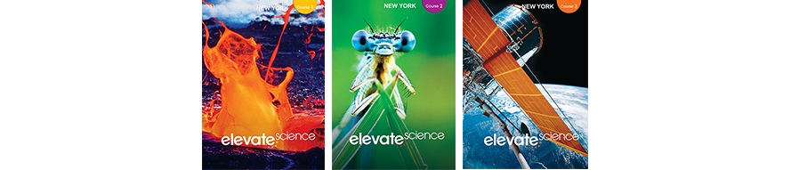 Elevate Science 6-8 for New York