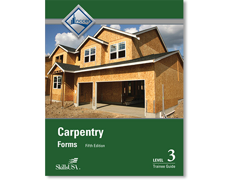 Carpentry Level 3 Cover