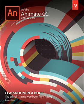 Animate CC book cover