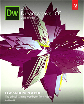 Dreamweaver CC book cover