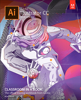 Illustrator CC book cover