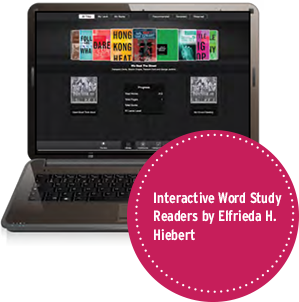 Interactive Word Study Readers