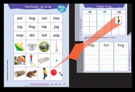 Literacy Programs | Pearson | Words Their Way Classroom