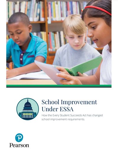 ESSA School Improvement Planning Guide PDF cover