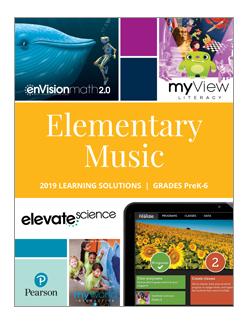 2019 Curriculum Catalogs - Pearson School