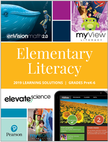 Literacy Curriculums and Textbooks | Pearson