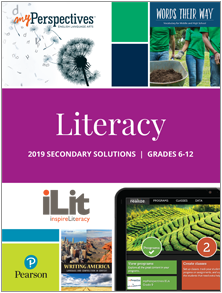 2018 Secondary Literacy Catalog