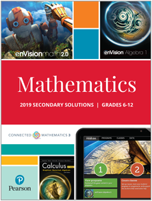 2018 Secondary Mathematics Catalog